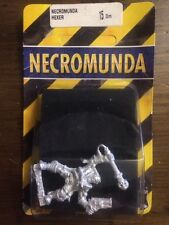 Necromunda Telekinetic New In Blister Metal Warhammer