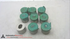 MOELLER PRECISION TOOL MUO040-032 - PACK OF 9 -,PRESS FIT BUTTON,, NEW* #268203
