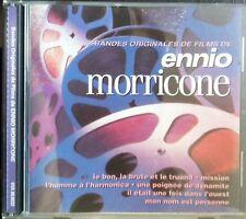 Ennio Morricone – Bandes Originales De Film CD NM  Disky – VIA 863032