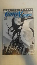 Citizen V and the V-Battalion The Everlasting #2 of 4 May 2002 Marvel Comics