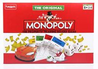 Monopoly Funskool Players 2 to 6 Indoor The Original Age 8+ Property Board Game