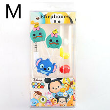 stitch scrump in-ear phone computer earphone fashion 3.5MM headset new