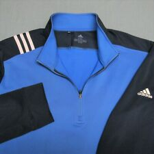 ADIDAS  1/4 ZIP POLY SPANDEX GOLF PULLOVER--2XL--WRINKLE FREE--LOOKS UNWORN!!