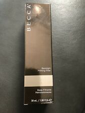 BECCA BACKLIGHT PRIMING FILTER  -(Full Size 1oz/NIB)Sealed