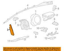 Chevrolet GM OEM Camaro Airbag Air Bag SRS-Side Impact Inflator Module 23169764