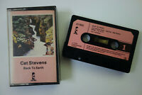 CAT STEVENS BACK TO EARTH Original Island Tape Cassette Ex Free Post to UK