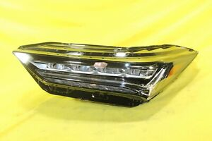 🏤 22 2022 Acura MDX Left LH Driver Headlight Headlamp OEM *CRACK IN LENS / MNR