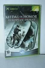 MEDAL OF HONOR EUROPEAN ASSAULT GIOCO NUOVO XBOX EDIZIONE ITALIANA PAL VBC 24900