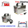 Ozone Generator Air Purifier Portable Ozonizer Water Sterilizer Treatment 28g/h