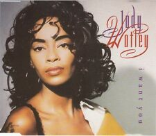 Jody Watley ‎Maxi CD I Want You - Germany (EX/EX)