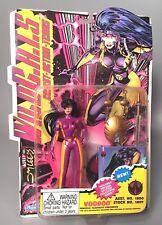 1995 Jim Lee WILDCATS VOODOO Action Figure MOC Playmates Wildstorm Image Comics