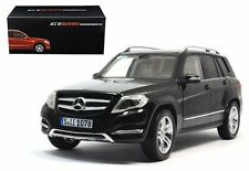 WELLY 1:18 GT AUTOS - MERCEDES-BENZ GLK Diecast Car Model 11008MB Black
