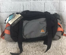 NWT Vintage 90s NIKE ACG twin solo hiking lumbar pack bag Gray