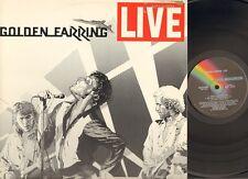 GOLDEN EARRING LIVE foc 2 LP Gatefold 1977 USA print EELCO GELLING