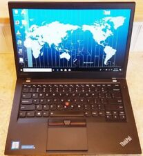 Lenovo ThinkPad T460s Touch --- i5 2.4GHz -- 12GB Ram -- 512GB SSD -- IPS 1080p