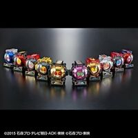 Bandai Kamen Masked Legend Rider Ghost DX Eyecon Set METALLIC VER. w/ Tracking