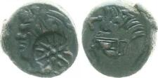 GRECIA AE 20 (2) von pantikapapaion 3. jh.v.chr. ss-vz Counterpunch