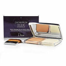Dior Diorskin Nude Glow Compact Powder Medium Beige 030 - RRP £38.00 Damaged Box