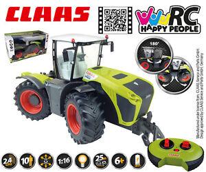 Happy People 34428 RC Claas Xerion Traktor Trecker Schlepper Ferngesteuert Neu