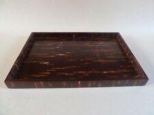 Tablett,Obon(お盆)DENSHIRO,Kirschbaum,Traditionelles Handwerk aus Kakunodate,Japan