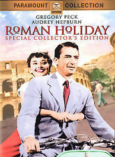 Roman Holiday (DVD, 2002, Collectors Edition)