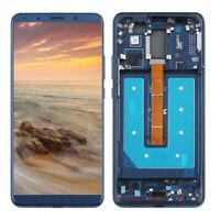 Blau Für Huawei Mate 10 Pro LCD Display Touch Screen Frame Bildschirm Neu AAA