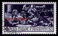 1930 ITALY - CASTELROSSO #77 - FERRUCCI ISSUE - USED - VF - $12.00 (ESP#2192)