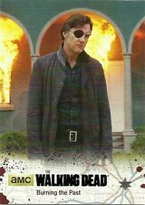2016 The Walking Dead Season 4 Part 1 Black Foil Parallel Card #14 The Governor