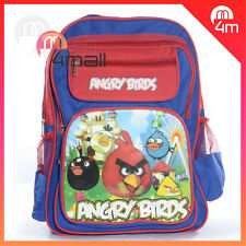 Kids Boys Girls Angry Birds Space Large School Bag Backpack Xmas Gift Child