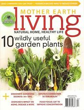 Mother Earth LIVING Natural Home Healthy 10 Useful Garden Plants Reduce Stress