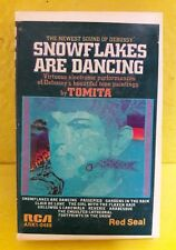 ISAO TOMITA Snowflakes Are Dancing RCA RED SEAL - CASSETTE - ARK1-0488