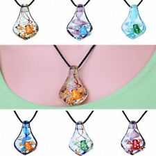 Family Friends Glass Fashion Necklaces & Pendants