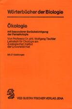+++ Wörterbuch der Biologie - Ökologie - Parasitologie - Wolfgang Tischler +++