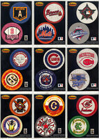 1993 Ted Williams Card Company Complete 26 Card POG Baseball Set - NM/Mint!