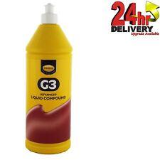 Farecla G3 Advanced Liquid Compound 1 Litre Car Polishing Paint Restorer