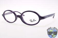 Ray-Ban JR RX Eyeglasses RB 1545 3639 Violet Frame [42-16-115]