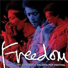The Jimi Hendrix Experience Freedom Atlanta Pop Festival 2cd