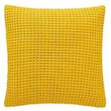 Sheridan Haden Cushion in Wattle - Bright Yellow