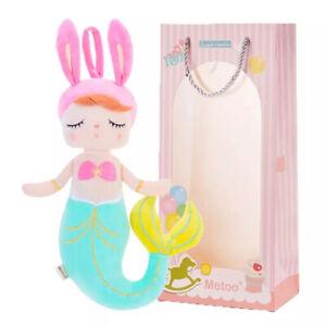 Meetoo Plush Angela Mermaid Doll