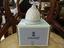 Lladro Retired 1994 Bell with box