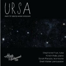 Stephanie Frye - Ursa: Music for Tuba By Women Composers [New CD]