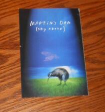 Martin's Dam (sky above) Postcard Promo 6x4