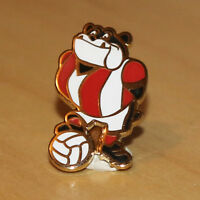 BRITISH BULLDOG ENAMEL FOOTBALL BADGE - AVAILABLE IN LOTS OF COLOUR VARIATIONS