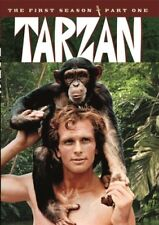 TARZAN SEASON 1 PART 1 New 4 DVD Set Ron Ely Warner Archive Collection
