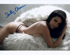 SHELBY CHESNES  Autograph Signed 8X10 PHOTO #51 PLAYBOY PLAYMATE JULY 2012