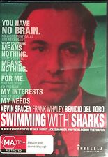 Swimming With Sharks (DVD, 2011)  Kevin Spacey  BRAND NEW & SEALED