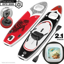 Sportstech WBX fair novelty ISPO 2020  Inflatable Stand Up Paddle Board
