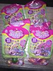 Pink Bag Squinkies, Lot Of 20 Sealed Packs: 60 Squinkies, Stickers And More... For Sale
