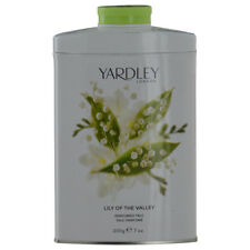 Yardley Women Lily Of The Valley Talc (New Packaging) 7 oz by Yardley FGN-273803