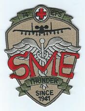 74th EXPEDITIONARY FIGHTER SQUADRON-SQUADRON MEDICAL ELEMENT patch